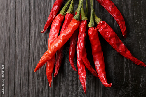 Leinwand Poster 赤唐辛子 Red peppers