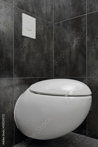 WC salle de bain moderne et design – kaufen Sie dieses Foto und ...