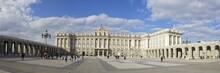Royal Palace (Palacio Real), Madrid, Spain
