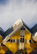 Blaakse Bos, Cube Houses, Oudehaven, Rotterdam, Netherlands