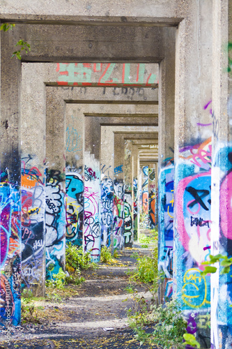 Hall Of Graffiti Pier