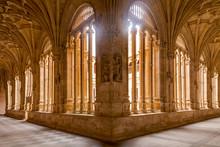 The Cloister Of Convento De Sa...