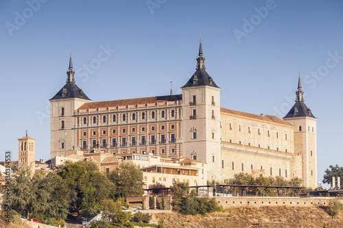The Alcazar of Toledo, Spain, Europe