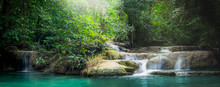 Panorama Erawan Waterfall, The...