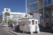 Checkpoint Charlie, Berlin Mitte, Berlin, Germany