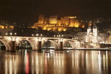 View Over The Neckar River To ...