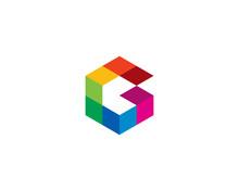 Letter G Colorful Logo Design ...