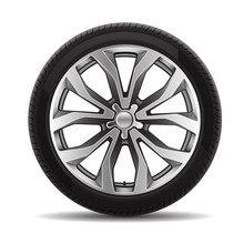 Car Tire Radial Wheel Metal Al...