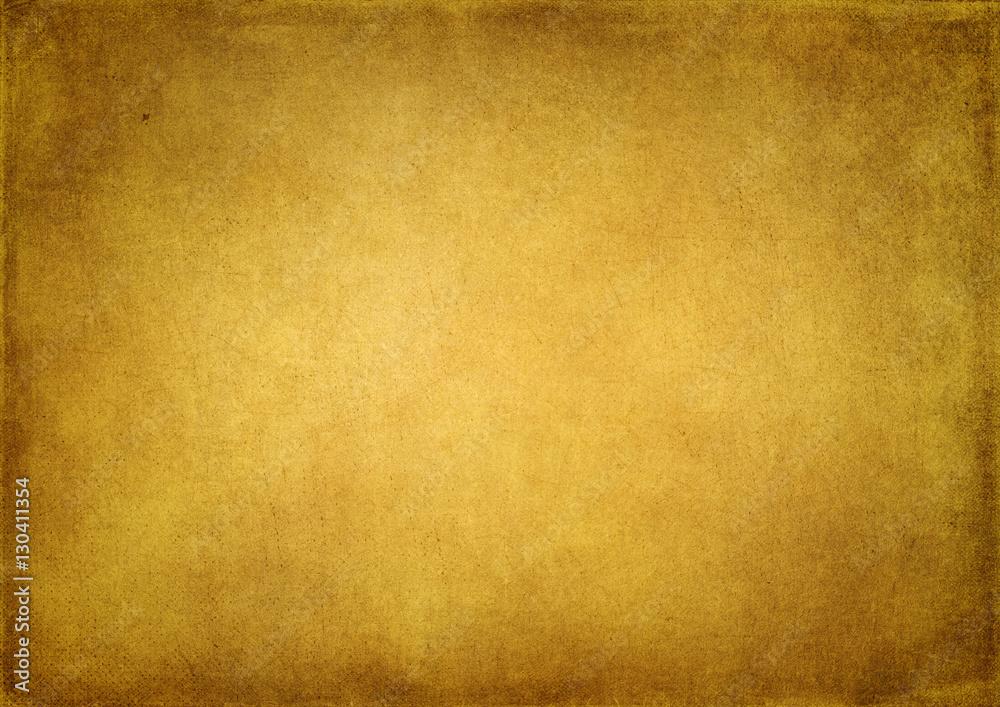 Fototapety, obrazy: Golden grunge texture
