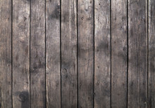 Old Vintage Gray Brown Wooden Planks Background