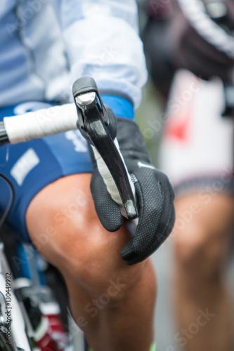 Foto op Plexiglas Fietsen Cyclisme