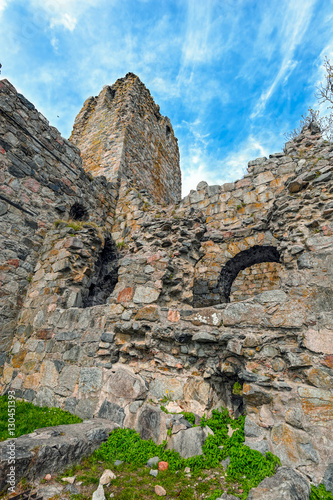 Платно Ruins of St. Olof's Church in Sigtuna