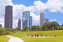 Eleanor Tinsley Park, Houston, Texas