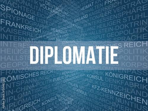 Fotografía  Diplomatie