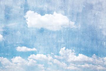 Fototapetagrunge sky