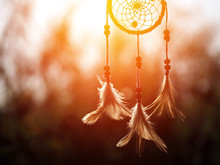 Dream Catcher In The Wind And ...