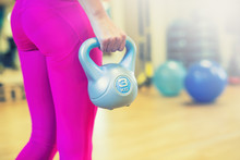 Kettlebell Fitness Training Pr...