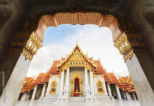 Cadres-photo bureau Bangkok wat benchamabophit