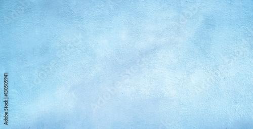 Obraz na plátne Abstract Grunge Decorative Light Blue background