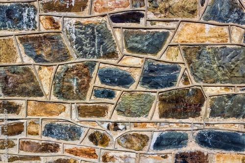 Photographie  Robben Island, Gefängnismauer