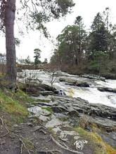 Dochart Falls , Scotland