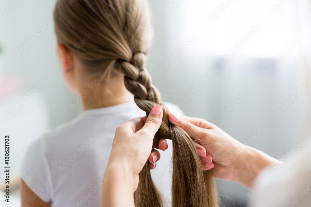 Fototapety, obrazy: Hair style