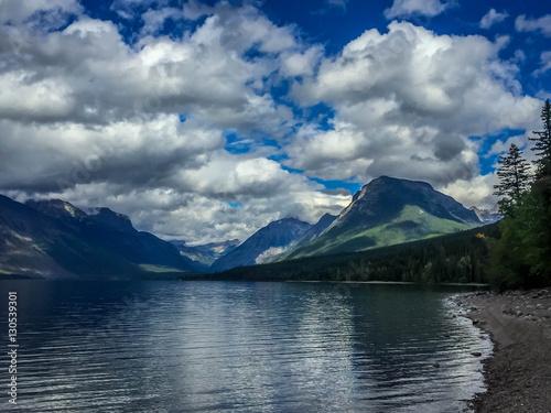 Fotografia, Obraz  Lake McDonald - Glacier National Park