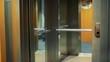 Open and close of door to elevator