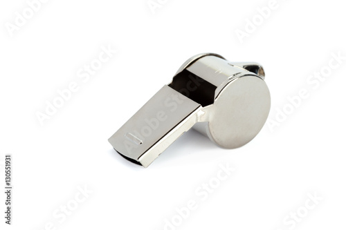 Classic Coaches Whistle Canvas-taulu