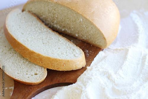 Garden Poster Spa Dough, Bread, Eggs, Flour