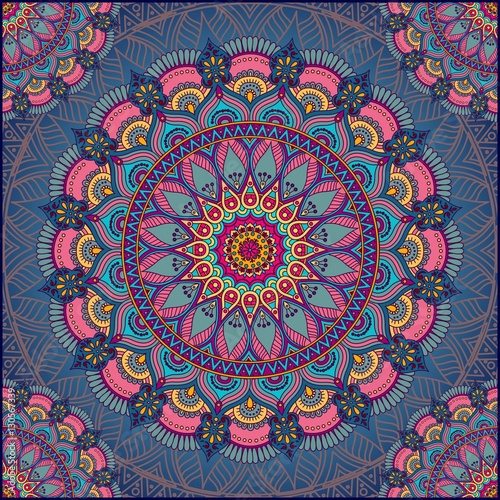 Mandala Wallpaper Mural