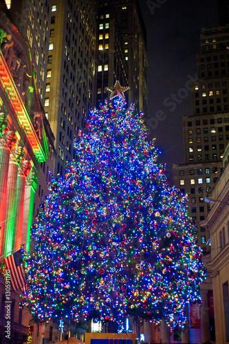 Fotografie, Obraz  New York Christmas