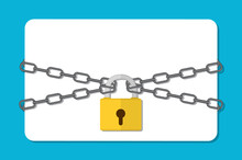 The Gray Chain And Padlock,