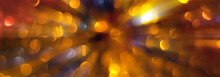 Abstract Bokeh Background In Y...