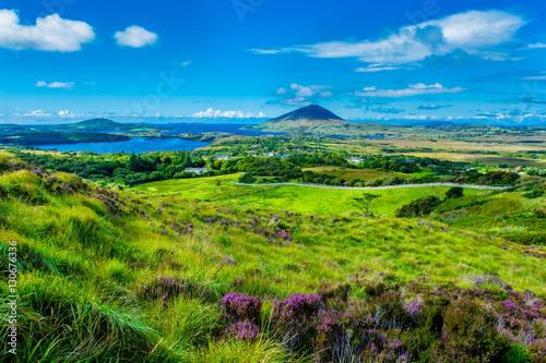 Fotografie, Obraz  Küste in Connemara in Irland