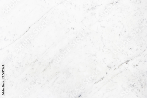 Tuinposter Betonbehang White marble background and texture (High resolution)