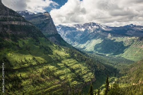 Valokuva  Glacier National Park, Montana