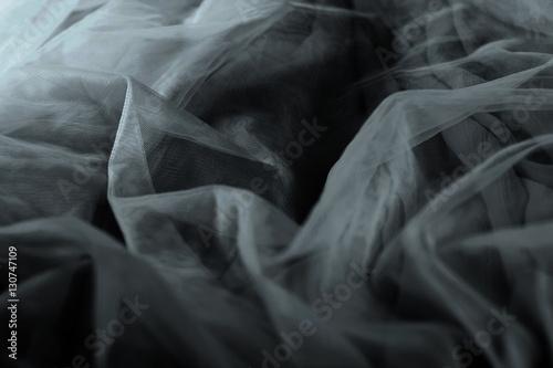 Fotografie, Obraz  chiffon fabric background texture