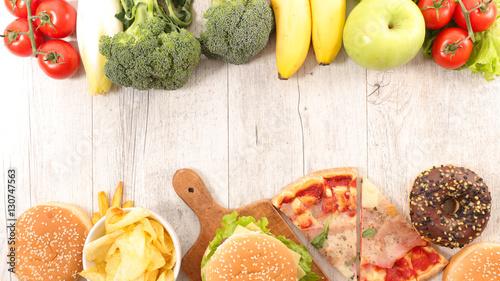 La pose en embrasure Magasin alimentation alimentation concept