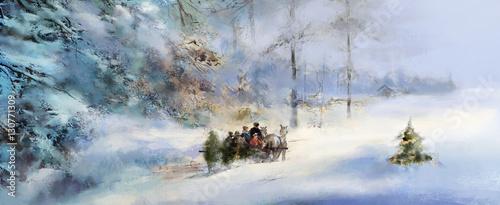 zima-w-malarstwie-artystycznym