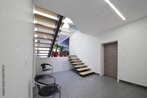 Escalier Hall Du0027entrée Intérieur Maison