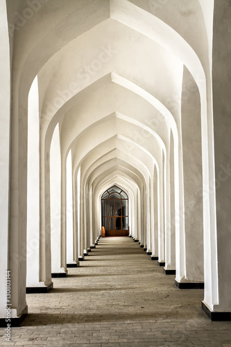 Photo  The Arched walkway
