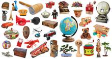 Marché Aux Puces (objets Détourés)