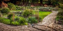 Beautiful Public Garden