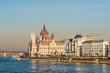 budapest parliament bank views