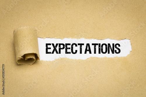 Fotografie, Obraz  Expectations