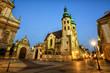 Church of St Andrew, Krakow Old Town, Poland