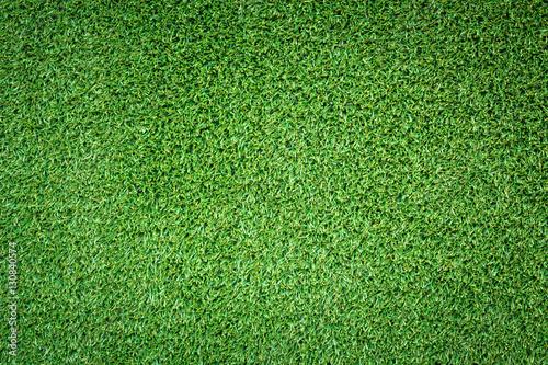 Green Fake grass background Wallpaper Mural