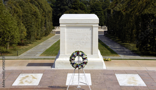Fotografia  Tomb of the Unknowns / Tomb of the Unknowns in Arlington National Cemetery