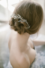 Fashion Bridal Hairstyle With ...